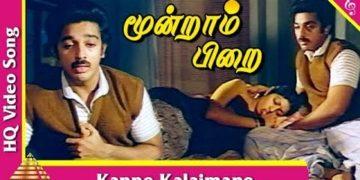 Kanne Kalaimane Video Song   Moondram Pirai Tamil Movie Songs
