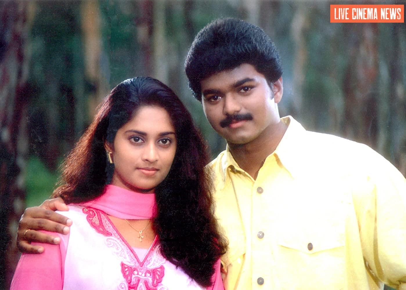 காதலுக்கு மரியாதை திரைப்படத்தில் விஜயுடன் ஷாலினி
