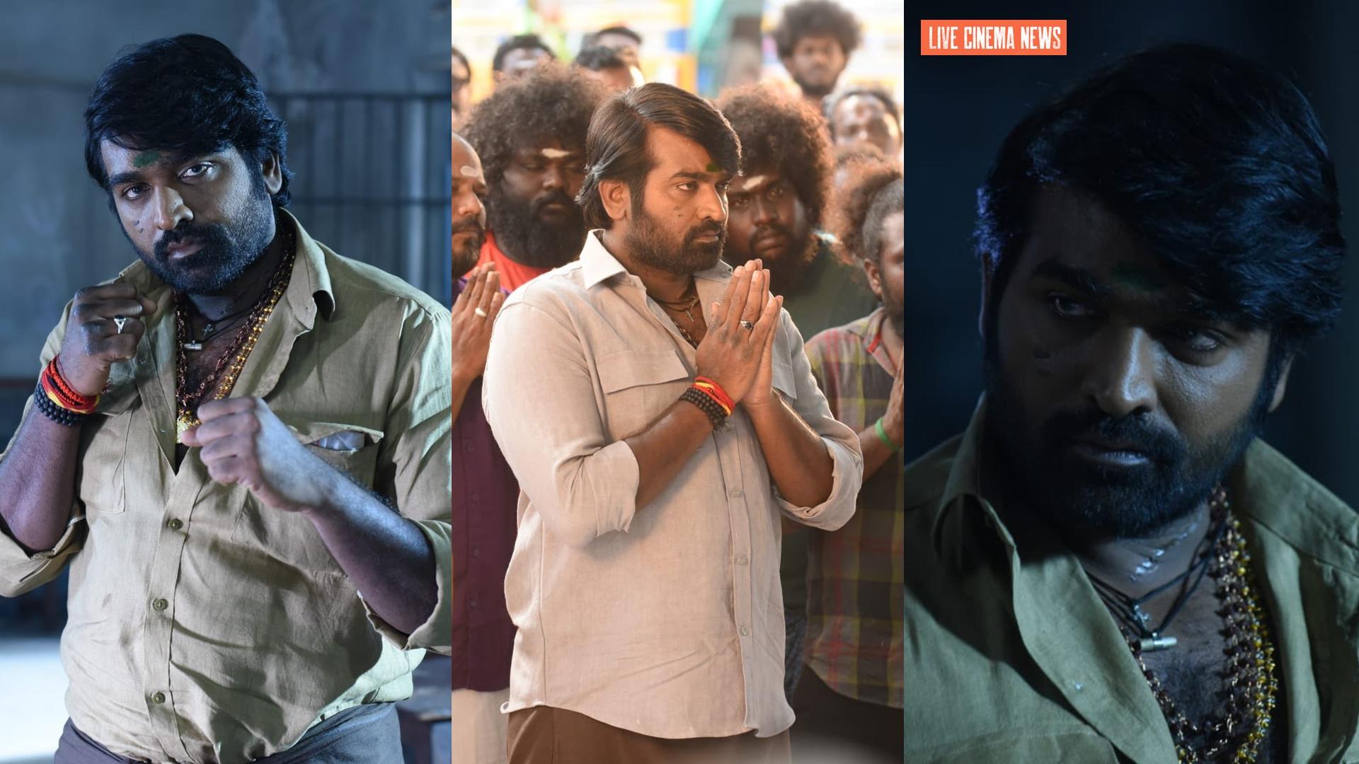 Vijay Sethupathi Latest Look From Master Movie